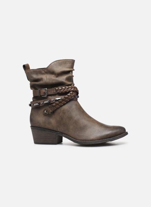 Boots en enkellaarsjes Marco Tozzi 2-2-25043-33 Bruin achterkant