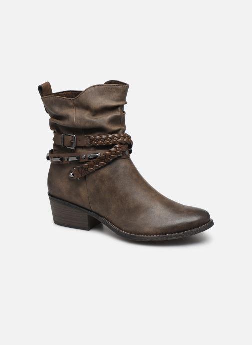 Bottines et boots Marco Tozzi 2-2-25043-33 Marron vue détail/paire