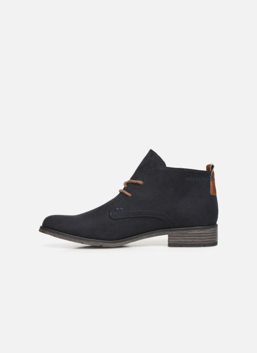 Stiefeletten & Boots Marco Tozzi 2-2-25101-31-301 blau ansicht von vorne
