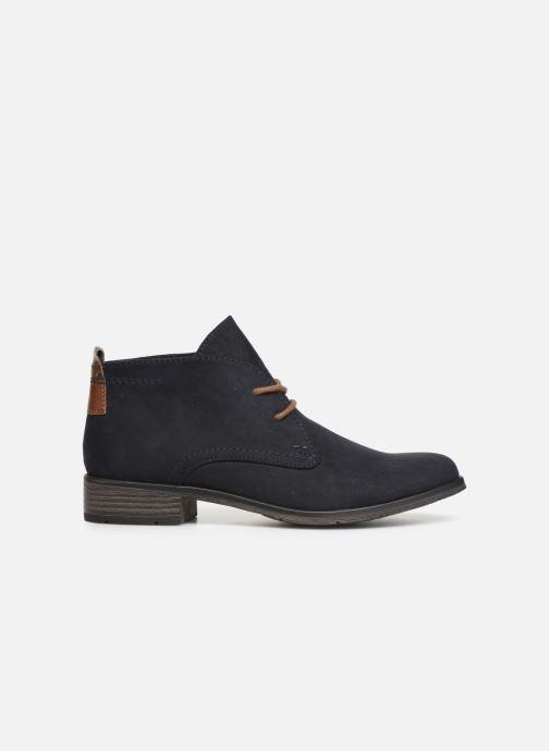Stiefeletten & Boots Marco Tozzi 2-2-25101-31-301 blau ansicht von hinten