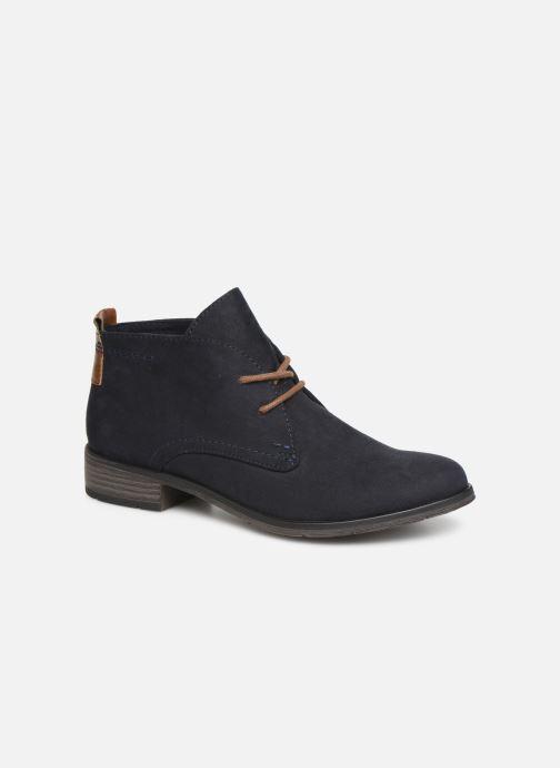 Bottines et boots Marco Tozzi 2-2-25101-31-301 Bleu vue détail/paire