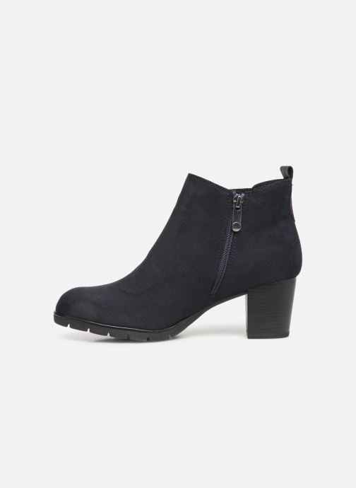 Ankle boots Marco Tozzi 2-2-25355-33 840 Blue front view