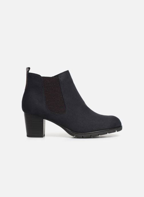 Ankle boots Marco Tozzi 2-2-25355-33 840 Blue back view