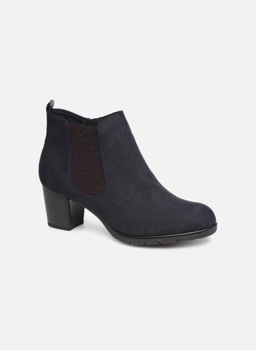 Ankle boots Marco Tozzi 2-2-25355-33 840 Blue detailed view/ Pair view