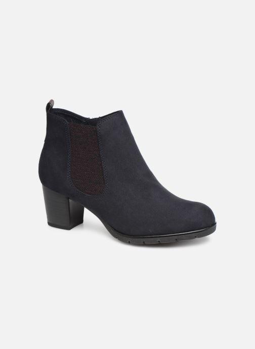 Bottines et boots Marco Tozzi 2-2-25355-33 840 Bleu vue détail/paire