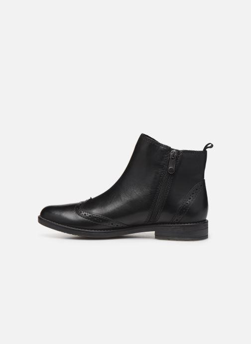 Bottines et boots Marco Tozzi 2-2-25365-33 Noir vue face