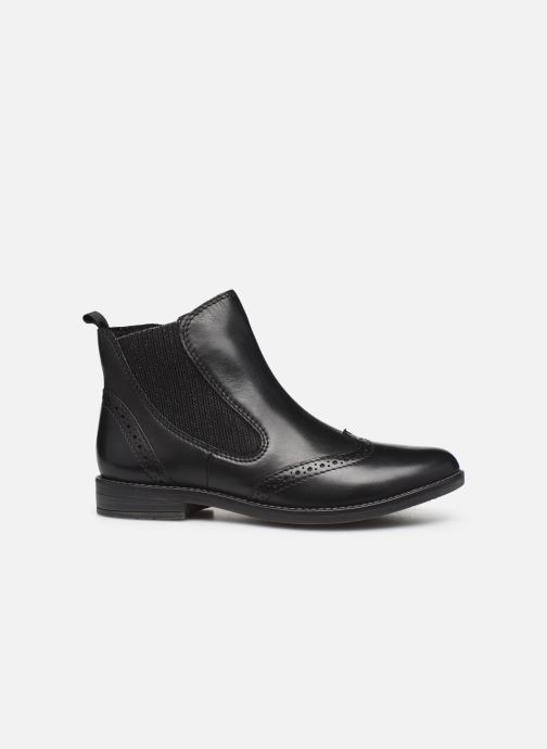 Ankle boots Marco Tozzi 2-2-25365-33 Black back view