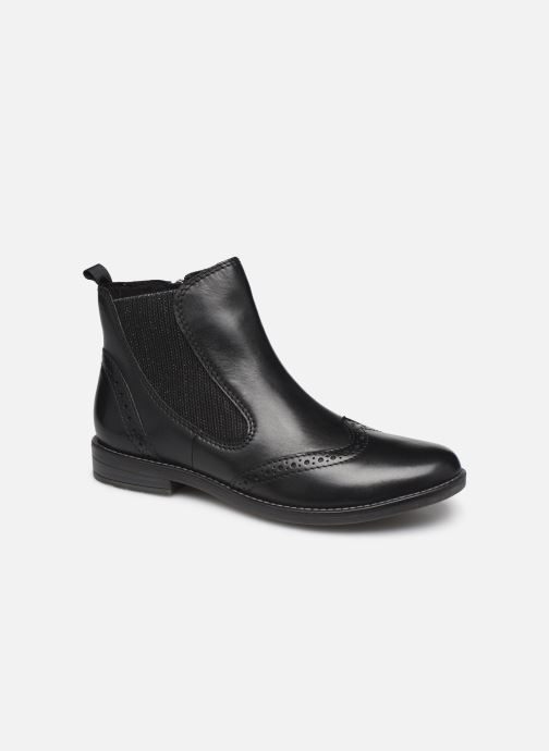 Ankle boots Marco Tozzi 2-2-25365-33 Black detailed view/ Pair view