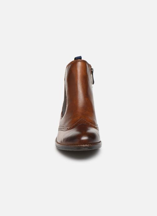 Bottines et boots Marco Tozzi 2-2-25365-33 Marron vue portées chaussures