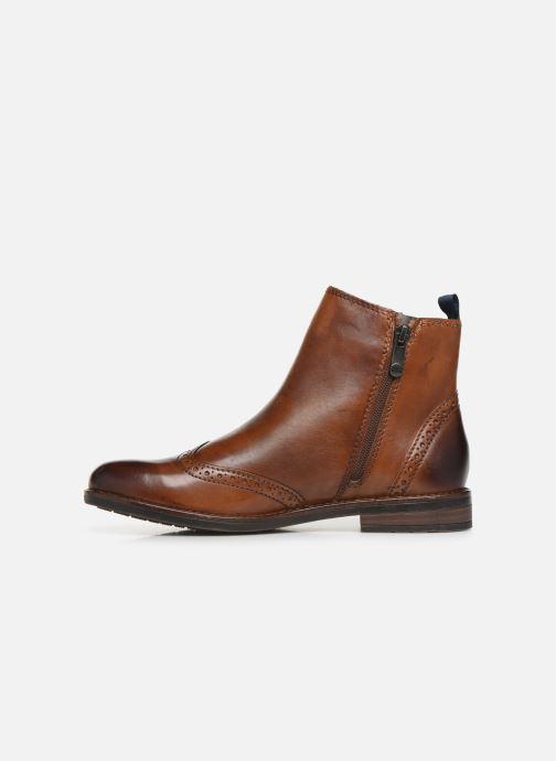 Bottines et boots Marco Tozzi 2-2-25365-33 Marron vue face