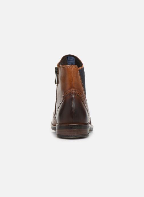 Bottines et boots Marco Tozzi 2-2-25365-33 Marron vue droite