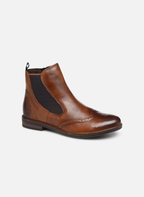 Bottines et boots Marco Tozzi 2-2-25365-33 Marron vue détail/paire