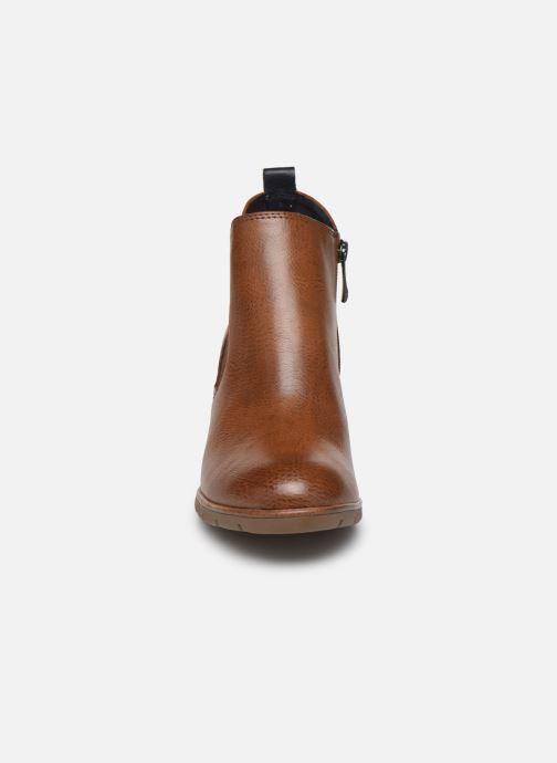 Bottines et boots Marco Tozzi 2-2-25395-33 Marron vue portées chaussures