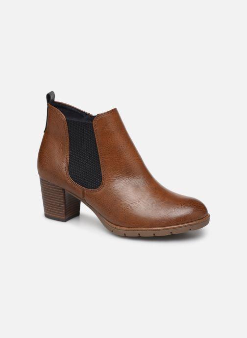 Bottines et boots Marco Tozzi 2-2-25395-33 Marron vue détail/paire