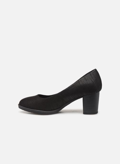 Zapatos de tacón Marco Tozzi 2-2-22402-23 Negro vista de frente