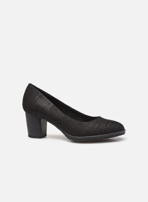Zapatos de tacón Marco Tozzi 2-2-22402-23 Negro vistra trasera