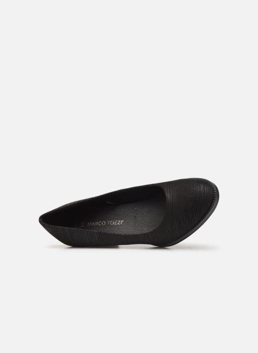 Zapatos de tacón Marco Tozzi 2-2-22402-23 Negro vista lateral izquierda