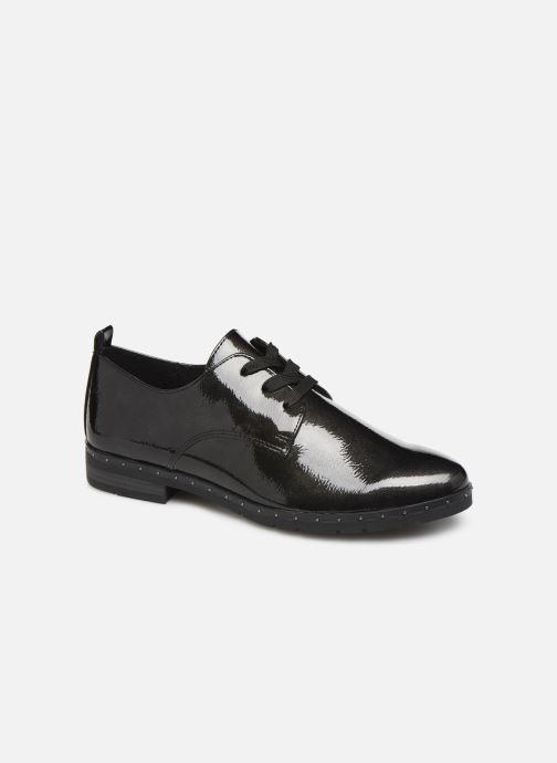 Zapatos con cordones Marco Tozzi 2-2-23201-23 Negro vista de detalle / par