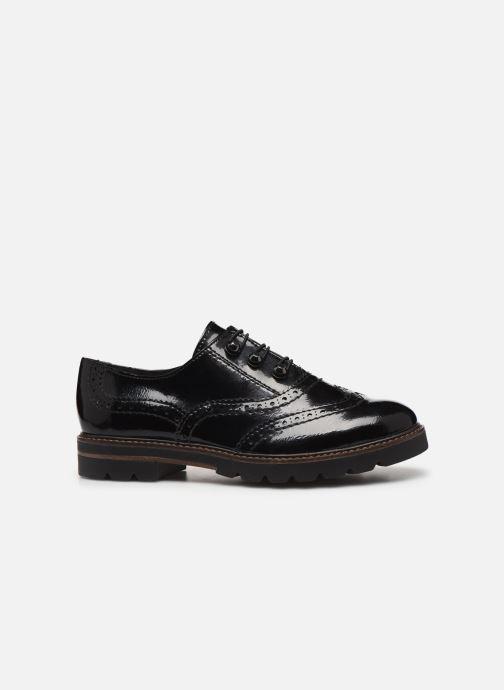 Zapatos con cordones Marco Tozzi 2-2-24700-23 018 Negro vistra trasera