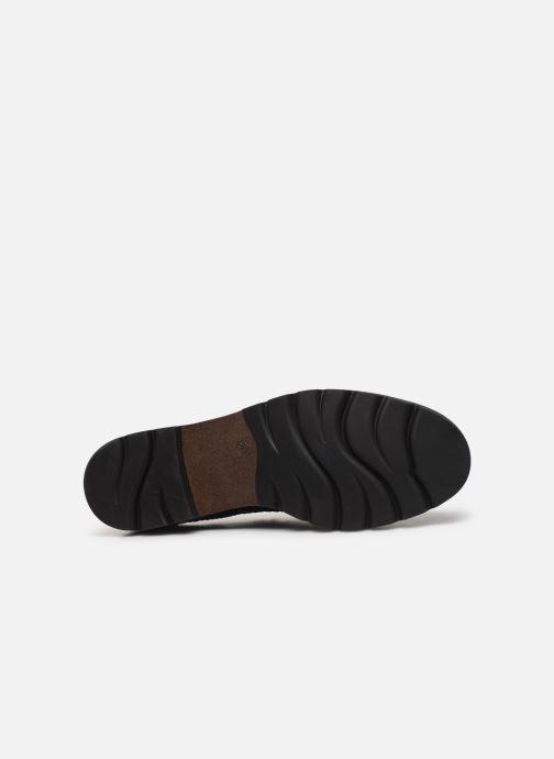 Scarpe con lacci Marco Tozzi 2-2-24700-23 018 Nero immagine dall'alto