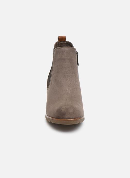 Bottines et boots Marco Tozzi 2-2-25355-33 324 Marron vue portées chaussures