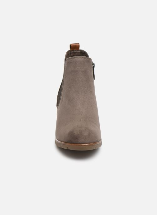 Stiefeletten & Boots Marco Tozzi 2-2-25355-33 324 braun schuhe getragen