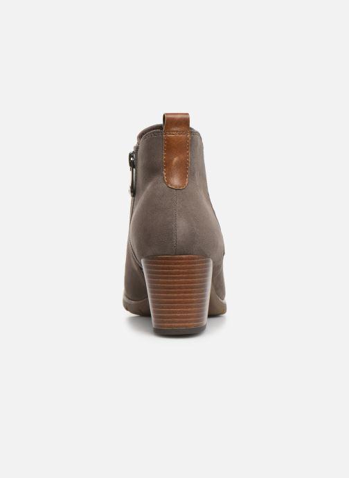 Bottines et boots Marco Tozzi 2-2-25355-33 324 Marron vue droite