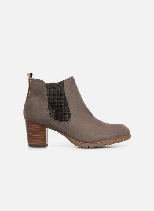Stiefeletten & Boots Marco Tozzi 2-2-25355-33 324 braun ansicht von hinten