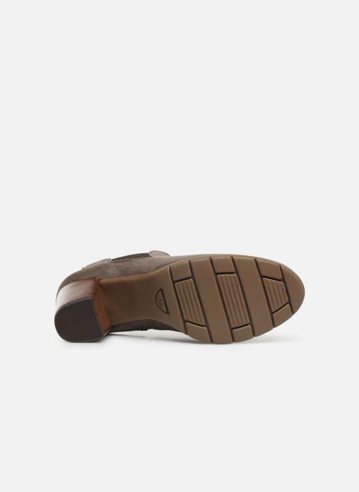 Bottines et boots Marco Tozzi 2-2-25355-33 324 Marron vue haut