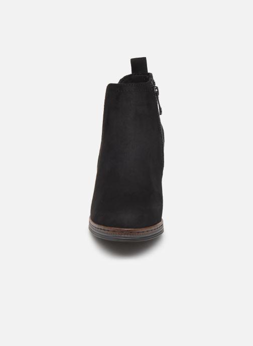 Ankelstøvler Marco Tozzi 2-2-25358-23 098 Sort se skoene på
