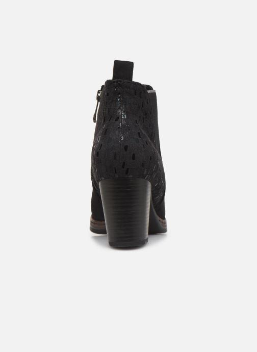 Boots en enkellaarsjes Marco Tozzi 2-2-25358-23 098 Zwart rechts