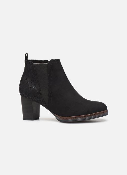 Boots en enkellaarsjes Marco Tozzi 2-2-25358-23 098 Zwart achterkant