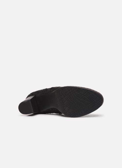Boots en enkellaarsjes Marco Tozzi 2-2-25358-23 098 Zwart boven