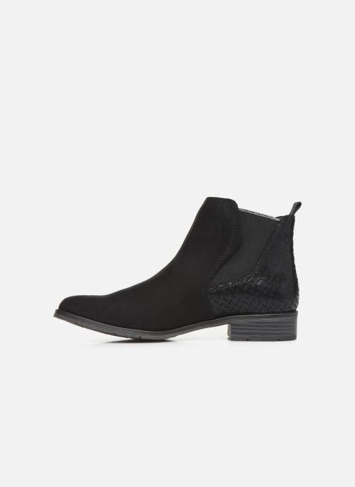 Boots en enkellaarsjes Marco Tozzi 2-2-25321-33 Zwart voorkant