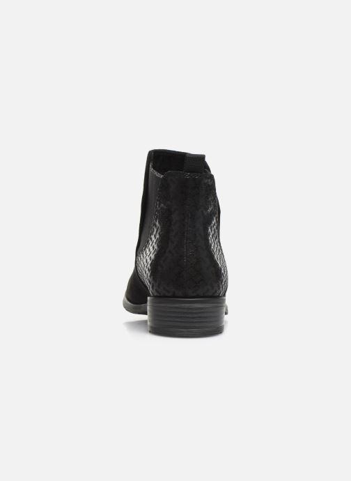 Boots en enkellaarsjes Marco Tozzi 2-2-25321-33 Zwart rechts