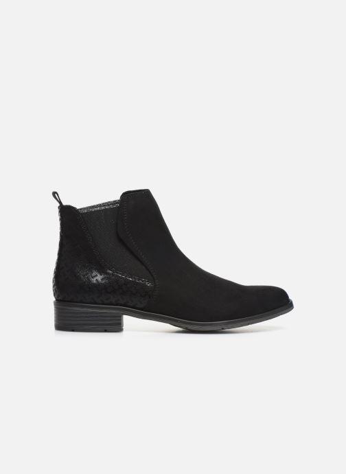 Boots en enkellaarsjes Marco Tozzi 2-2-25321-33 Zwart achterkant