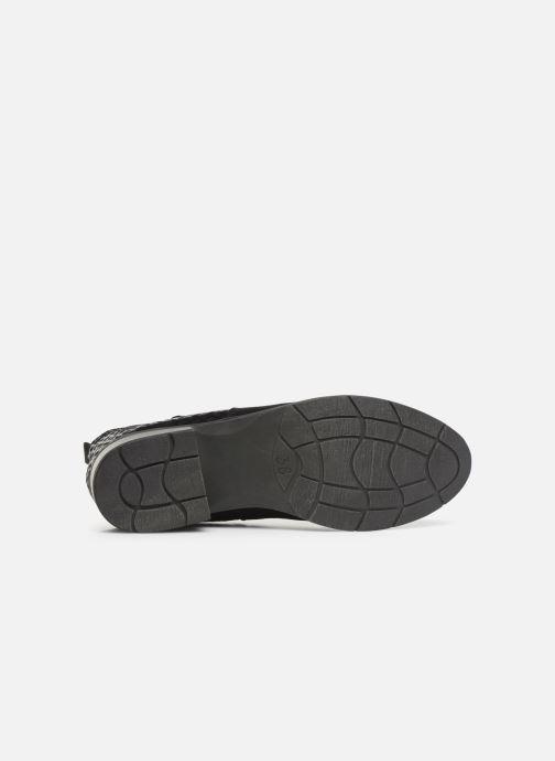 Boots en enkellaarsjes Marco Tozzi 2-2-25321-33 Zwart boven