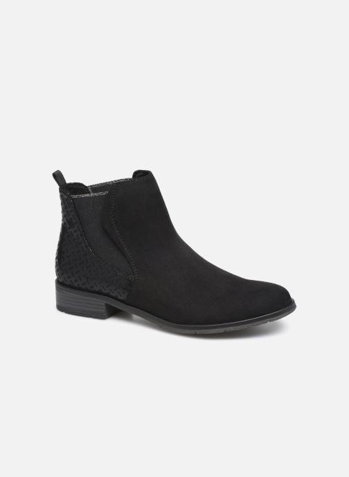 Ankle boots Marco Tozzi 2-2-25321-33 Black detailed view/ Pair view