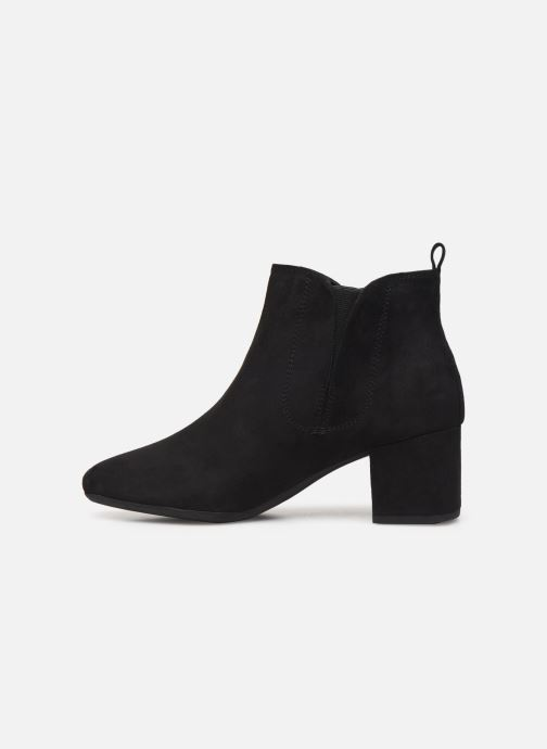Boots en enkellaarsjes Marco Tozzi 2-2-25023-23 Zwart voorkant