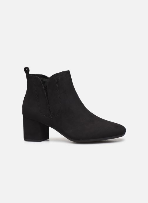 Ankle boots Marco Tozzi 2-2-25023-23 Black back view