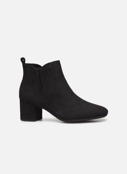 Boots en enkellaarsjes Marco Tozzi 2-2-25023-23 Zwart achterkant