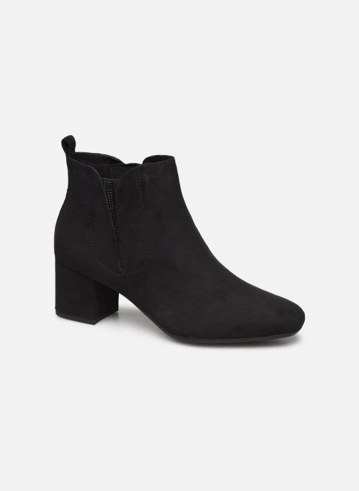 Boots en enkellaarsjes Marco Tozzi 2-2-25023-23 Zwart detail