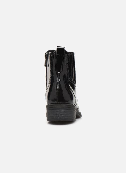 Bottines et boots Marco Tozzi 2-2-25115-23 Noir vue droite
