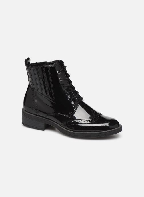 Ankle boots Marco Tozzi 2-2-25115-23 Black detailed view/ Pair view