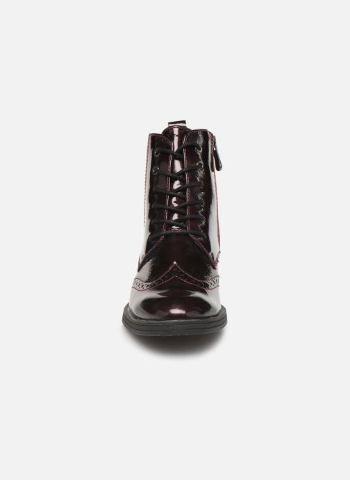 Bottines et boots Marco Tozzi 2-2-25115-23 Bordeaux vue portées chaussures