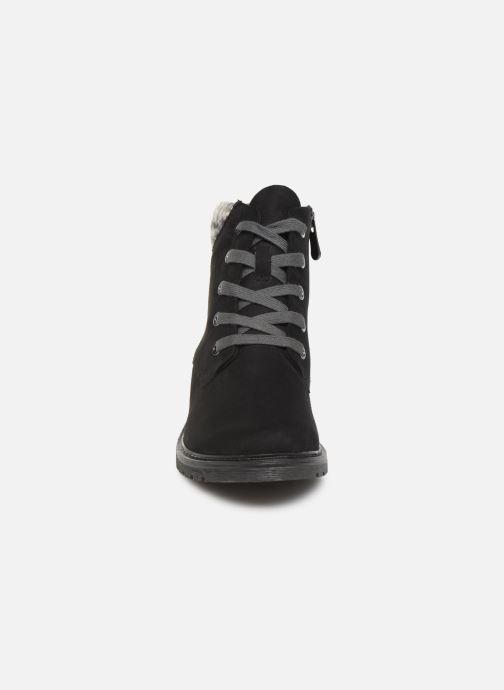 Bottines et boots Marco Tozzi 2-2-25202-23 098 Noir vue portées chaussures