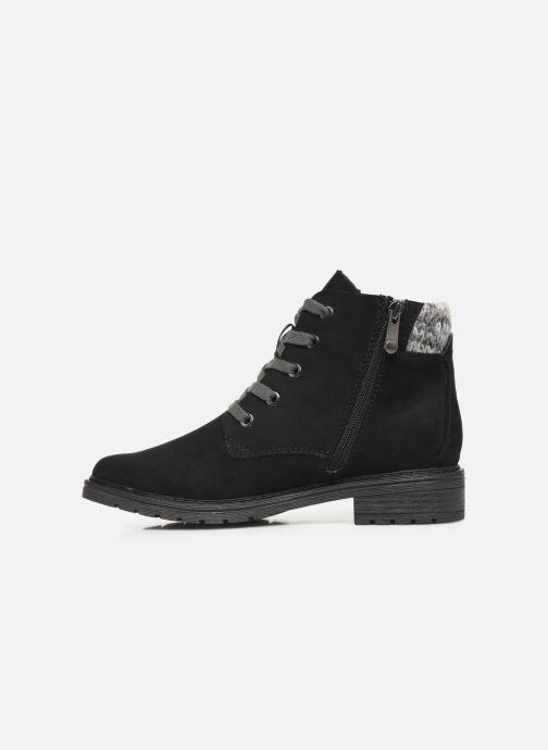 Bottines et boots Marco Tozzi 2-2-25202-23 098 Noir vue face
