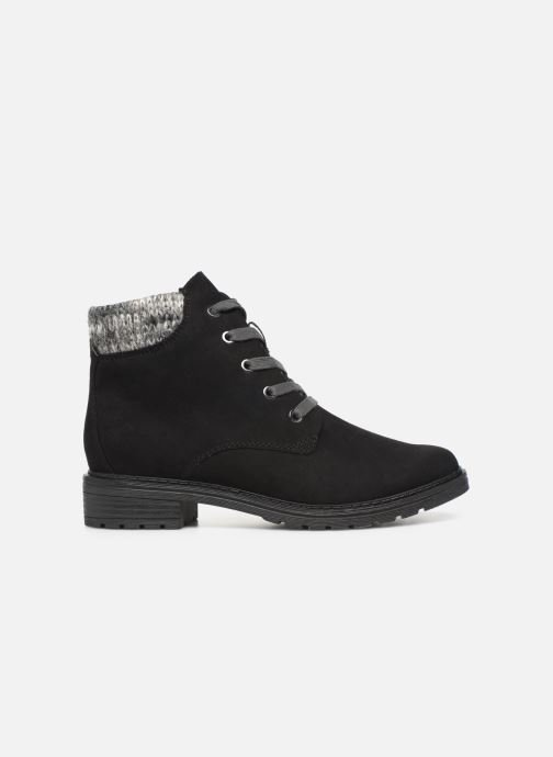 Bottines et boots Marco Tozzi 2-2-25202-23 098 Noir vue derrière