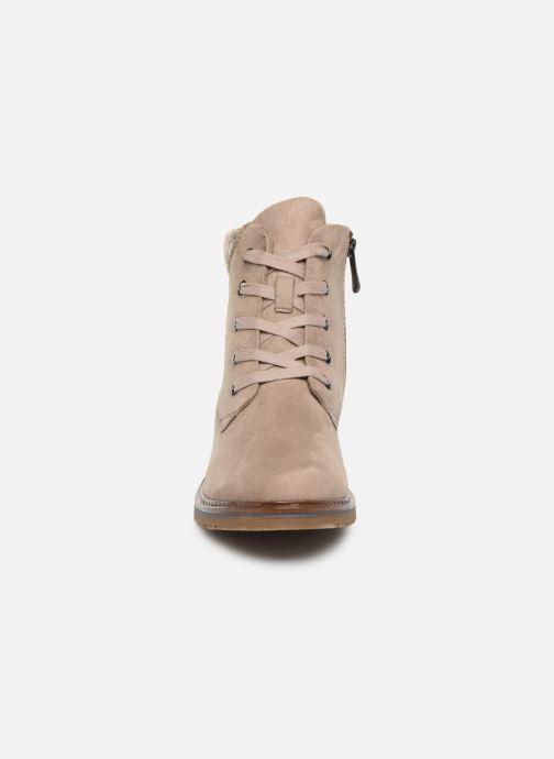 Bottines et boots Marco Tozzi 2-2-25202-23 378 Beige vue portées chaussures