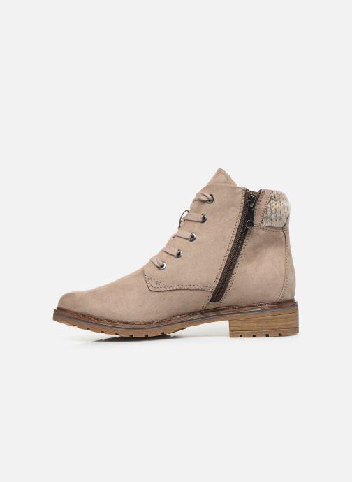 Bottines et boots Marco Tozzi 2-2-25202-23 378 Beige vue face